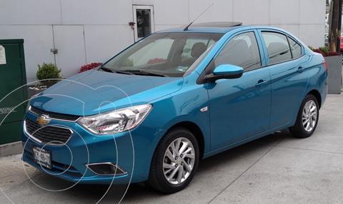 Chevrolet Aveo LTZ usado (2018) color Azul precio $179,000
