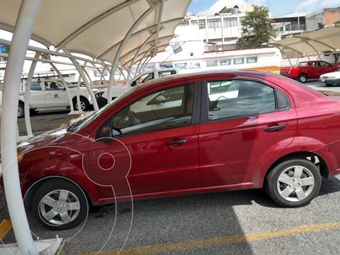 Chevrolet Aveo LS usado (2018) color Marron precio $124,000
