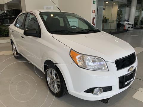 Chevrolet Aveo LTZ Aut usado (2017) color Blanco precio $129,000