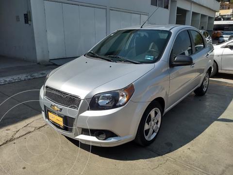 Chevrolet Aveo LT Aut usado (2014) color Plata Dorado precio $99,000