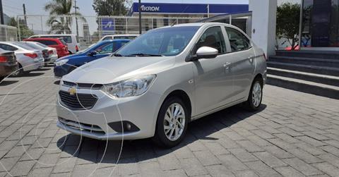 Chevrolet Aveo LT Aut usado (2020) color Plata Dorado precio $182,900