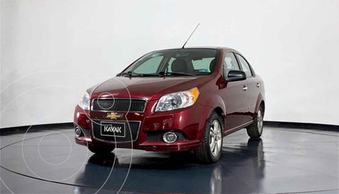 Chevrolet Aveo LTZ Aut usado (2015) color Rojo precio $142,999
