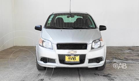 Chevrolet Aveo LT Aut usado (2016) color Plata Dorado precio $132,000