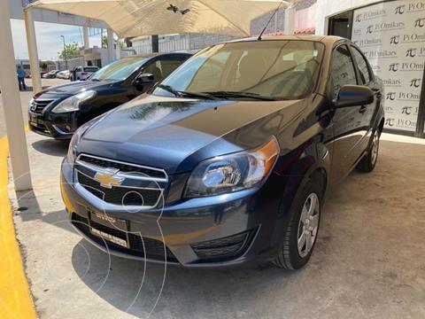 Chevrolet Aveo LT Aut usado (2018) color Azul precio $159,000