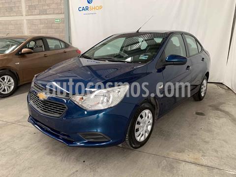 Chevrolet Aveo LS Aut usado (2020) color Azul precio $189,900