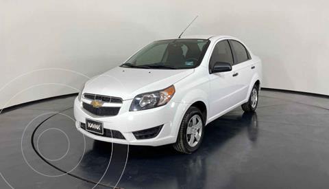 Chevrolet Aveo LS Aa usado (2019) color Blanco precio $144,999