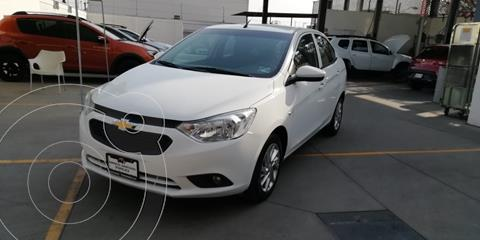 Chevrolet Aveo LT Aut usado (2020) color Blanco precio $220,000
