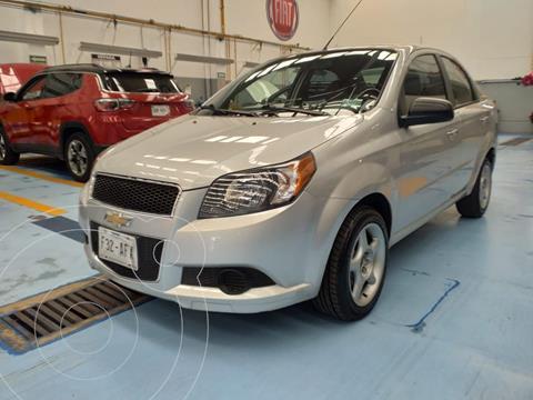 Chevrolet Aveo LT Aut usado (2016) color Plata Dorado precio $125,000
