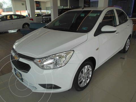 Chevrolet Aveo Paq C nuevo color Blanco precio $229,700