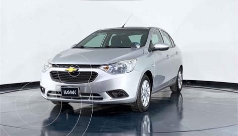 Chevrolet Aveo LT Aut (Nuevo) usado (2018) color Plata precio $182,999