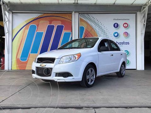 Chevrolet Aveo LS Aa usado (2012) color Blanco precio $69,000