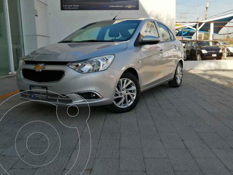 Chevrolet Aveo Paq E usado (2020) color Plata precio $245,000