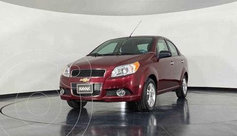 Chevrolet Aveo LTZ Aut usado (2013) color Rojo precio $114,999