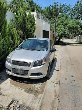 Chevrolet Aveo LT Aut usado (2014) color Gris precio $105,000