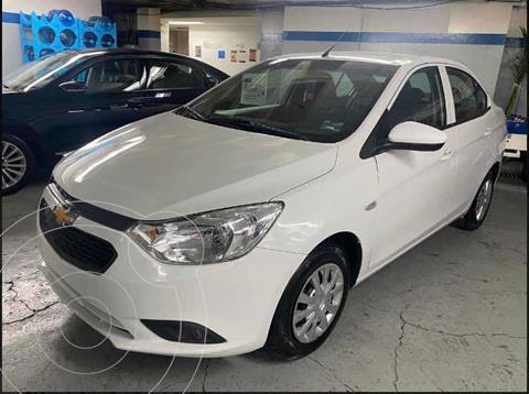 Chevrolet Aveo LT usado (2020) color Blanco precio $174,900