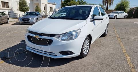 Chevrolet Aveo LT Aut usado (2020) color Blanco precio $193,900
