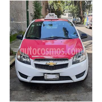 Chevrolet Aveo LS Aa Radio y Bolsas de Aire (Nuevo) usado (2018) color Blanco precio $149,000