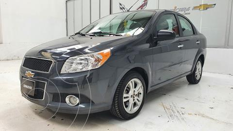 Chevrolet Aveo LTZ usado (2014) color Plata Dorado precio $132,700
