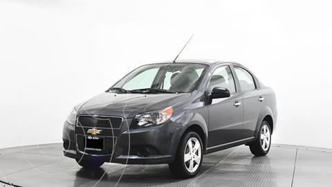 Chevrolet Aveo LT Aut usado (2016) color Gris precio $122,980