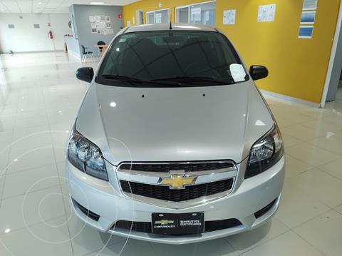 Chevrolet Aveo LT Aut usado (2018) color Plata Dorado precio $172,900