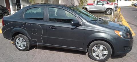 Chevrolet Aveo LS Aa Radio y Bolsas de Aire Aut (Nuevo) usado (2017) color Gris precio $145,000
