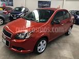 Foto venta Auto usado Chevrolet Aveo Paq B (2016) color Naranja precio $139,000