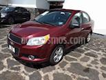 Foto venta Auto usado Chevrolet Aveo Paq C (2012) color Rojo precio $80,000