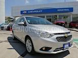 Foto venta Auto usado Chevrolet Aveo Paq C (2018) color Plata precio $191,000