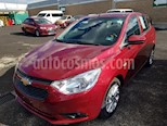 Foto venta Auto Seminuevo Chevrolet Aveo Paq C (2017) color Rojo Merlot precio $178,000