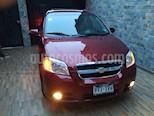 Foto venta Auto usado Chevrolet Aveo Paq E (2011) color Rojo Merlot precio $79,000