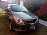 Foto venta Auto usado Chevrolet Aveo Paq E (2012) color Gris Tormenta precio $95,000