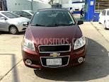 Foto venta Auto usado Chevrolet Aveo Paq E (2017) color Rojo Victoria precio $137,000