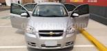 Foto venta Auto usado Chevrolet Aveo Paq E (2010) color Plata precio $80,000