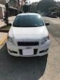Foto venta Auto usado Chevrolet Aveo Paq E color Blanco precio $98,000