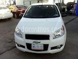 Foto venta Auto usado Chevrolet Aveo Paq E (2017) color Blanco precio $129,000