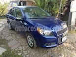 Foto venta Auto Seminuevo Chevrolet Aveo Paq F (2017) color Azul Apolo precio $138,000