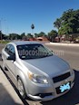 Foto venta Auto usado Chevrolet Aveo Paq G (2012) color Plata precio $82,000