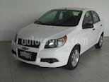 Foto venta Auto Seminuevo Chevrolet Aveo Paq M (2015) color Blanco precio $158,000