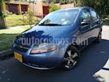 Foto venta Carro Usado Chevrolet Aveo sedan 1.600 Aire (2008) color Azul precio $17.900.000