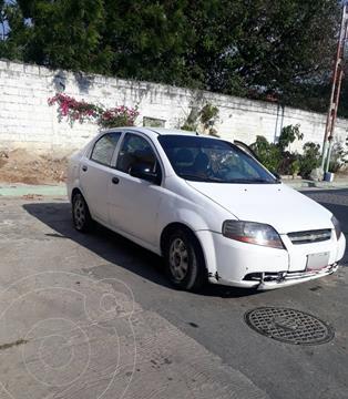 Chevrolet Aveo 1.6 usado (2007) color Blanco precio u$s2.100