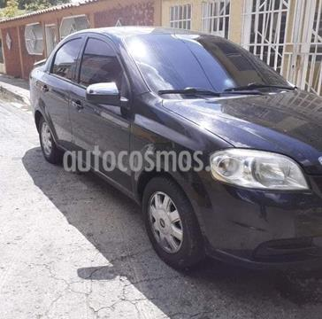 Chevrolet Aveo Sedan 1.6 AA AT usado (2011) color Negro precio BoF4.500
