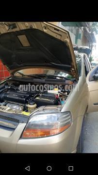 Chevrolet Aveo 3P 1.6 AT usado (2008) color Bronce precio BoF139.500