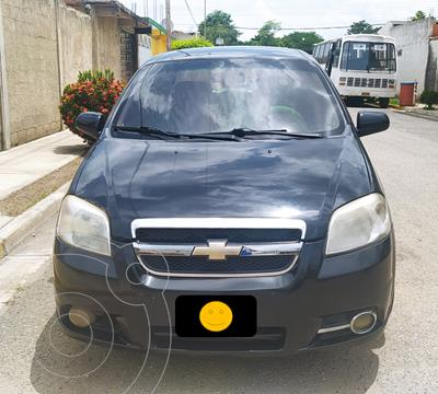 Chevrolet Aveo 1.6L Ac usado (2011) color Negro precio u$s3.800