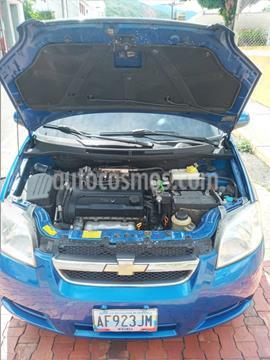 Chevrolet Aveo 1.6L usado (2013) color Azul precio BoF5.000