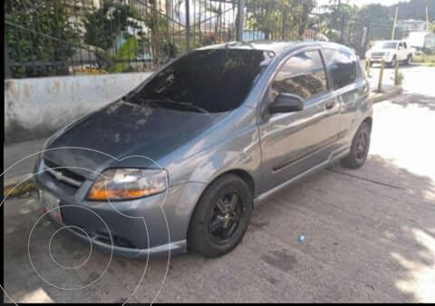 Chevrolet Aveo 3P 1.6 AA Mec usado (2009) color Gris precio u$s3.200