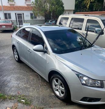 Chevrolet Aveo 1.6L usado (2013) color Plata precio u$s6.500