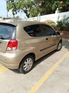 Chevrolet Aveo 1.6 usado (2007) color Bronce precio BoF200