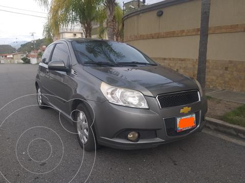 Chevrolet Aveo 1.6L usado (2011) color Gris precio BoF4.100