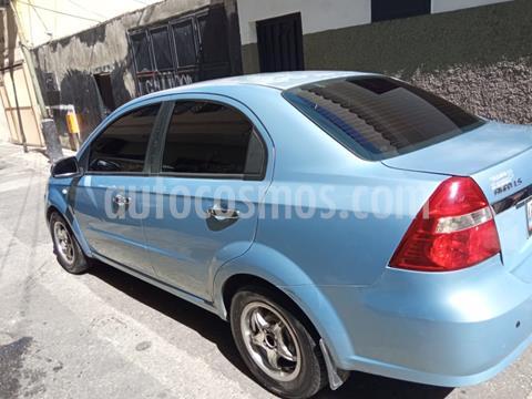 Chevrolet Aveo 1.6 AA AT LS usado (2007) color Azul precio BoF29.000