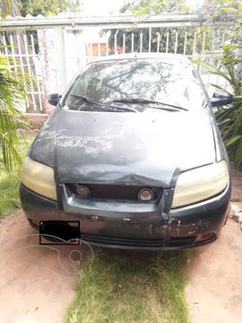 Chevrolet Aveo 1.6 usado (2005) color Verde precio u$s1.500